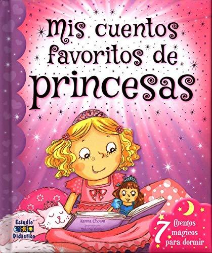 mis cuentos favoritos de princesas (Historias de 5 minutos)