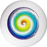 New Games - Frisbeesport Euro Disco Ultimate Frisbee 175g Rainbow Competizione Duro Disco con Stabile Aereo Bahn Circa 100 Metri