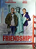 Friendship! - Matthias Schweighöfer - Filmposter A1
