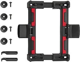 KlickFix adapterplaat, zwart, één maat