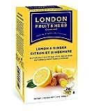 ロンドンフルーツ&ハーブティー レモン&ジンジャー 20TB
