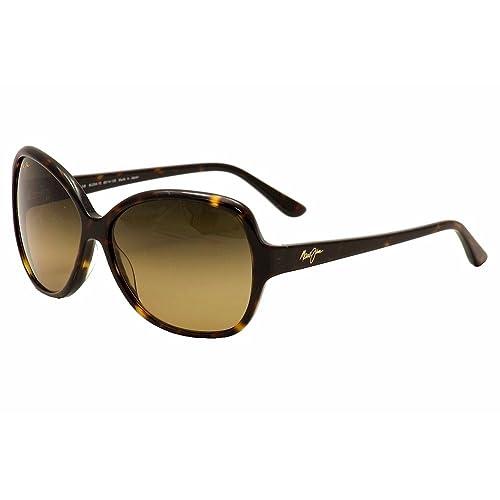 3876f632ae8 Maui Jim HS294-10 Tortoise Maile Butterfly Sunglasses Polarised Fishing