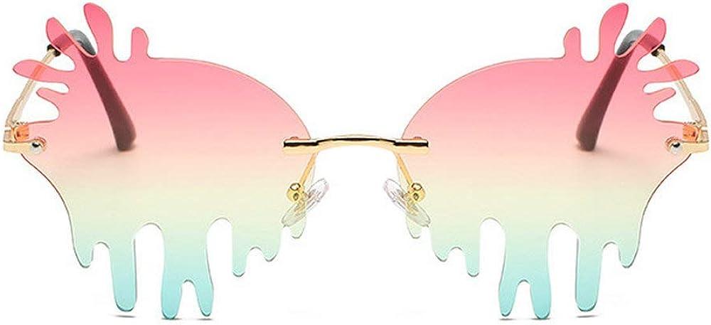 Vintage Punk Sunglasses Women Tears Lux Unique Sun Shape Clearance Super special price SALE Limited time Glasses