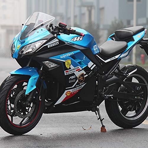 QS Super 5000W Racer Moto Elettrica a casa tua, TASSA NON INCLUSA