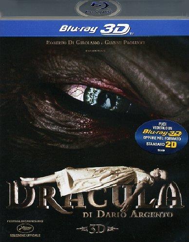Dracula di Dario Argento(3D+2D)