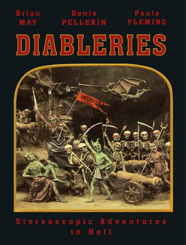 May, B: Diableries (3d Stereoscopic Book)