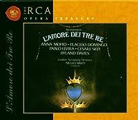 Montemezzi: L'Amore Dei Tre Re (2002-02-11)