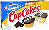 Hostess Cupcakes, Golden, 8 Count (Pack of 6)