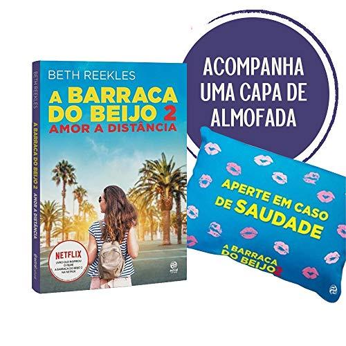 A Barraca Do Beijo 2 + Capa De Almofada (pré-venda)