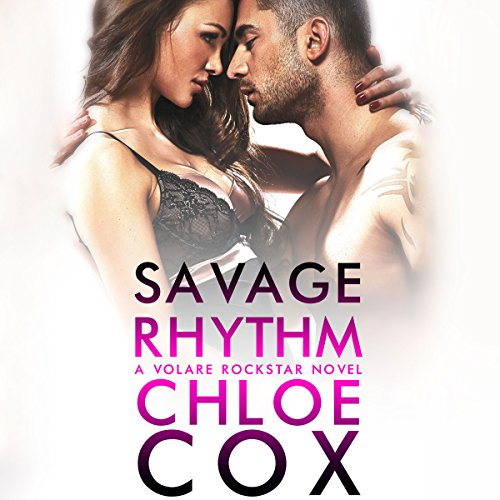 Savage Rhythm audiobook cover art