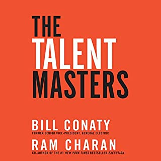 The Talent Masters cover art