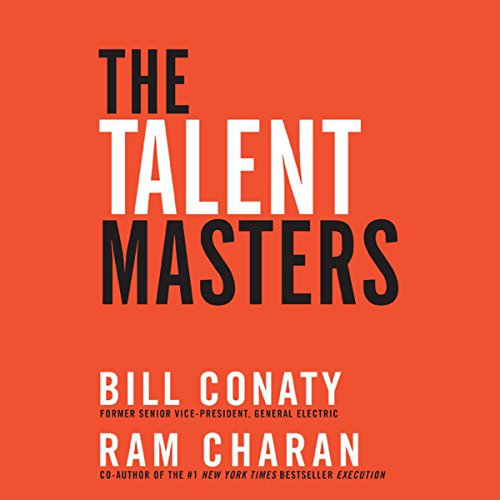 The Talent Masters audiobook cover art