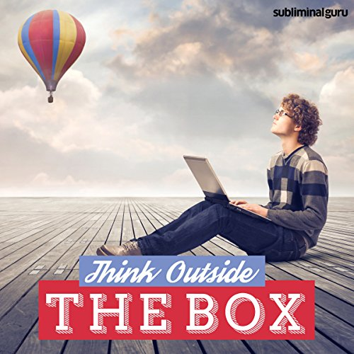 Think Outside the Box audiobook cover art