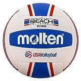 Molten Elite Beach Volleyball, Red/Blue