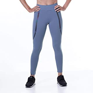 06f64d3cfcc76 Labellamafia Yoga Pants for Women High Waisted Fitness Leggings - Workout  Exclusive Brazil Girls Clothing Blue