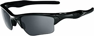 Oakley Men's OO9154 Half Jacket 2.0 XL Rectangular Sunglasses