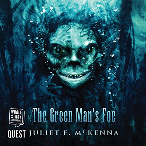The Green Man's Foe Titelbild
