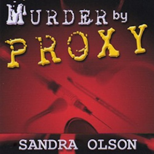 Murder by Proxy audiobook cover art