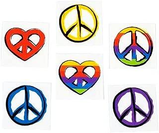 Best peace symbol tattoo Reviews