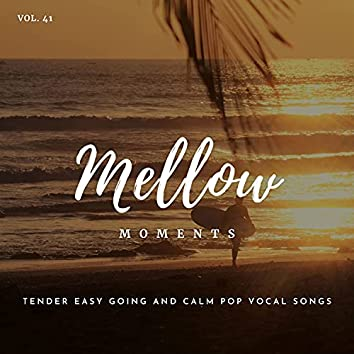 Mellow Moments - Tender Easy Going And Calm Pop Vocal Songs, Vol. 41