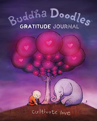 Buddha Doodles Gratitude Journal: Cultivate Love