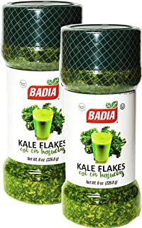 Badia Kale Flakes 8 oz Pack of 2