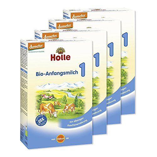 Holle Bio 1 Anfangsmilch