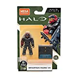 Halo Mega Construx Pro Builders Spartan Mark VII Figure Set