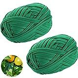30 Metri/ 98 Piedi Verde Spago da Giardino Cravatta da Giardino Piante Legame Cravatta di ...