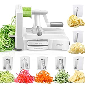 Vegetable Slicer 7-Blade