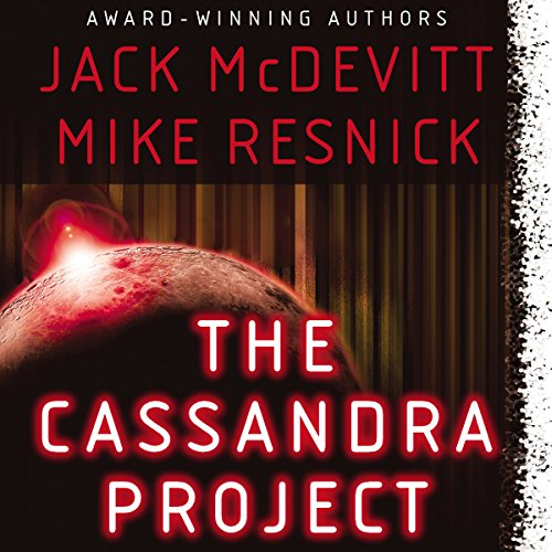 The Cassandra Project audiobook cover art