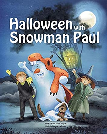 Halloween with Snowman Paul