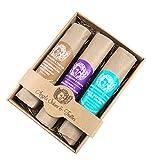 Angel Salumi Exotic Game Salami Crate - Salami Gift Box with Bison, Elk , Venison Salami - Gourmet Salami - Option 4