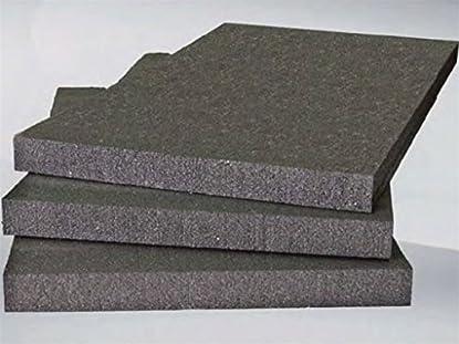 Foto di FUTURAZeta - 15 - Pannelli polistirolo 100 x 50 x 3 cm GRAFITATO densità maggiorata 20 KG/MC - EPS 100 isolamento termico acustico