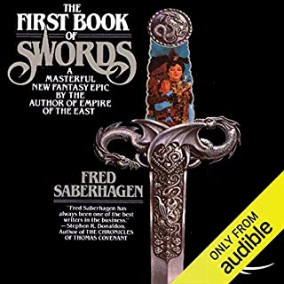 The First Book of Swords audiobook cover art