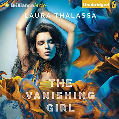 The Vanishing Girl cover art