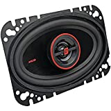 CERWIN-VEGA Mobile H746 HED(R) Series 2-Way Coaxial Speakers (4' x 6', 275 Watts max)