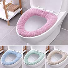 Korean World Bathroom Toilet Seat Cover Closestool Washable M Soft Toilet Cover Seat Lid Pad Bathroom Protector Accessories Flexible Must Have Toys Gift Ideas The Favourite DVD Superhero Dream