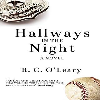 Hallways in the Night audiobook cover art