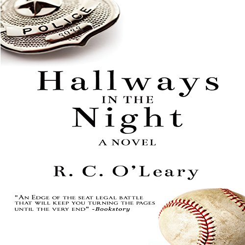 Hallways in the Night audiobook cover art