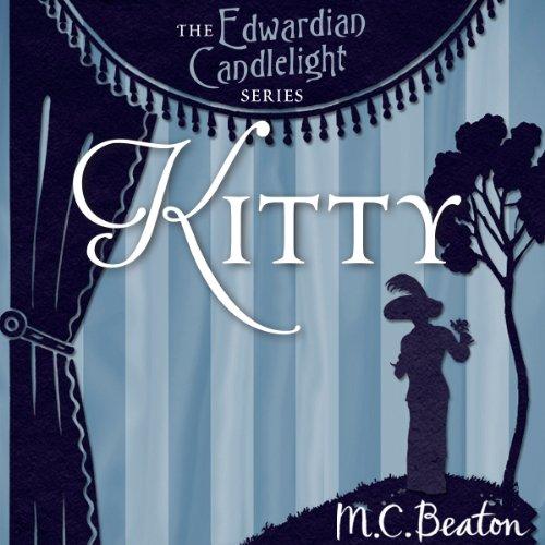Kitty audiobook cover art