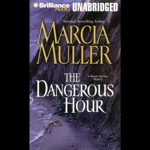 The Dangerous Hour audiobook cover art