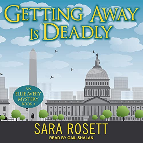 Getting Away Is Deadly cover art