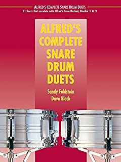 Alfred's Complete Snare Drum Duets (2012-09-01)