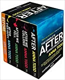 by Anna Todd The Complete After Series Collection 5 Books Box Set After Ever Happy After After We Co...