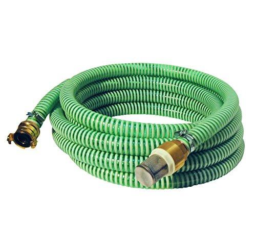 OASE 44503 Promax Saugschlauchset mit Schnellkupplung, 1 Zoll, 7 m | Saugschlauch | Schlauch | Set | Kupplung | Zubehör