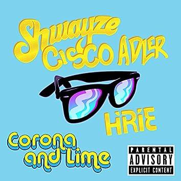 Corona and Lime