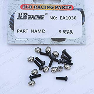 JLB Cheetah / J3 21101 Original Spare Parts EA1030 Ball 5.8 for 1/10 Brushless RC CAR Parts