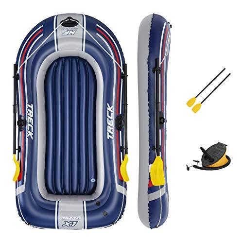 Bestway Unisex-Youth BW61083-21 Hydro-Force - Barco Hinchable para 1 Persona, Bote de Goma, Multicolor, Talla única