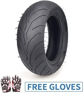 90/65-6.5 Front Tire for 38 47 49CC Coolster Taotao Mini Pocket Pit Dirt Bike Scooter,Kids Pink Gloves